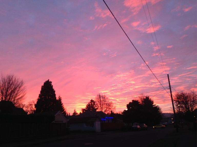 sunsetPDX