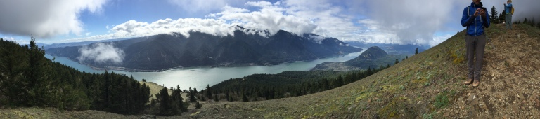 Pano at Puppy Point